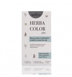 Herba Color - 7C popolová blond